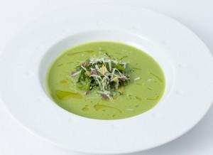 春野菜スープ